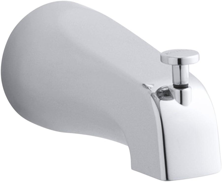 Kohler GP85556-CP SPOUT, SLIP DIVERTER BATH, Chrome