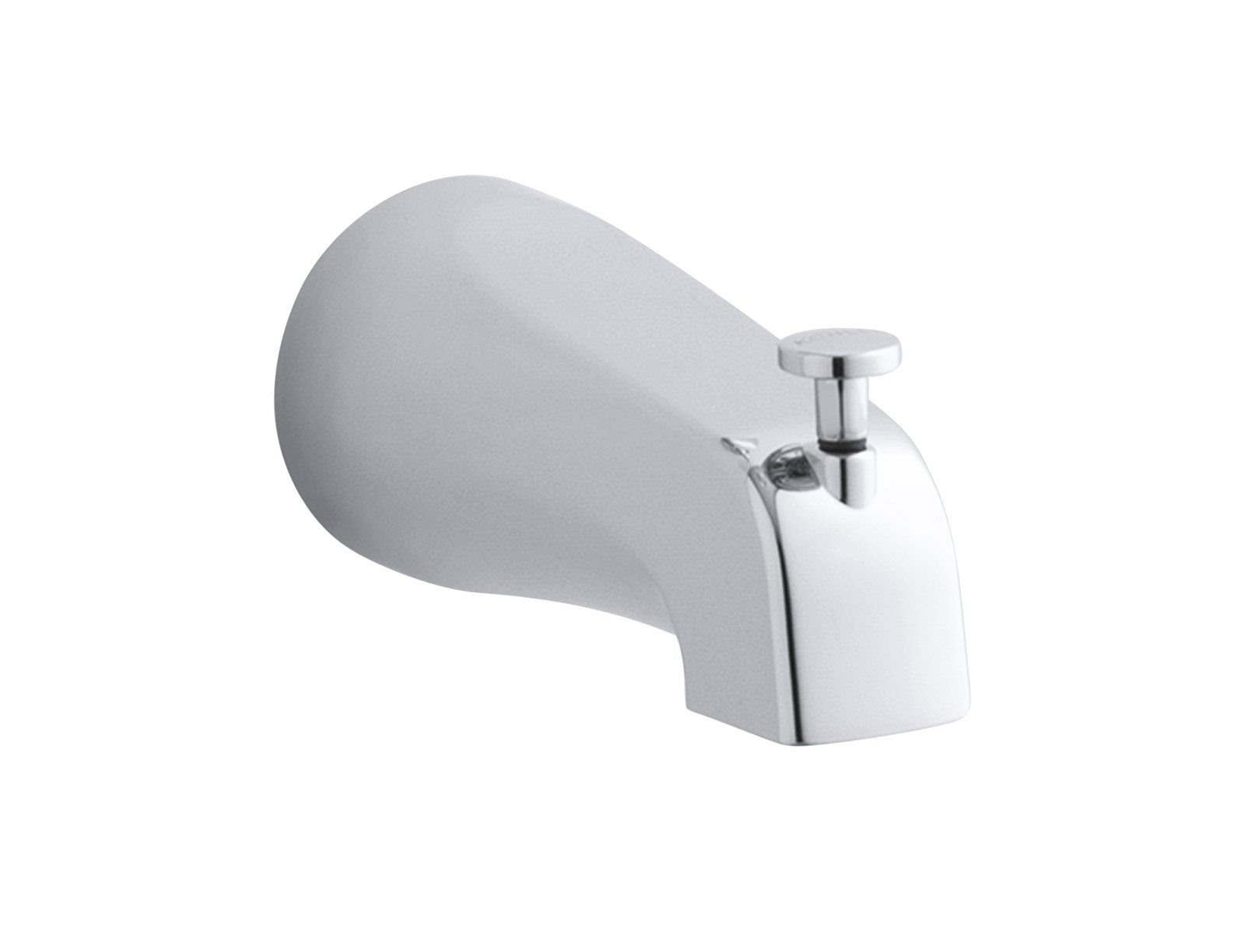 KOHLER GENUINE PART GP85556-CP DIVERTER BATH SPOUT - SLIP FIT CONNECTION