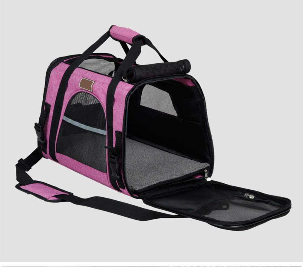 B L40W17H23cm B L40W17H23cm Dog Carrier Backpack,Pet Backpack Outing pet Bag for Hiking,Outdoor Use,Cat Backpack