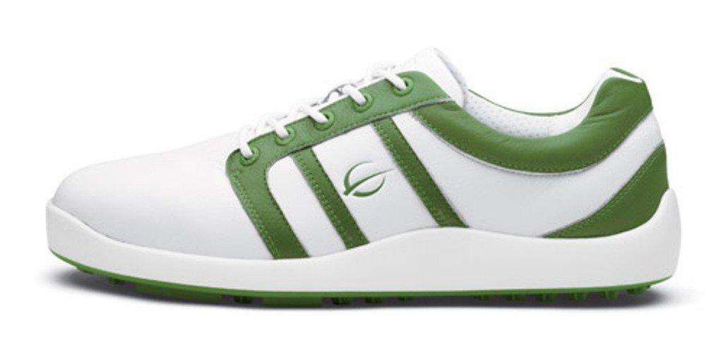 GOBE Pride White Green Golf Shoes Size 7