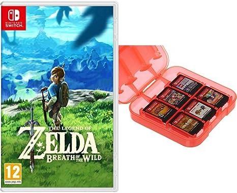 The Legend Of Zelda: Breath Of The Wild + Funda para ...