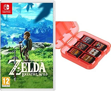 The Legend Of Zelda: Breath Of The Wild + Funda para ...