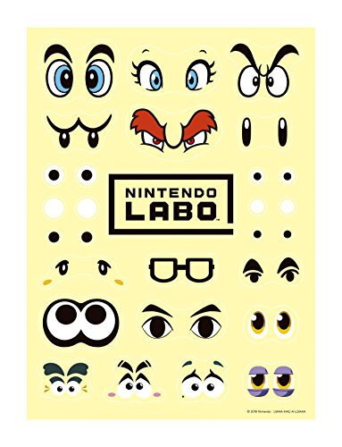 Nintendo Labo: Customisation Set (Nintendo Switch) 7