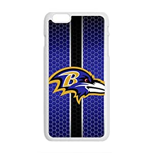 YYYT Baltimore Ravens Hot Seller Stylish Hard Case For Iphone 6 Plus