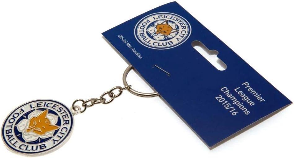 Keyring Champions Ob Leicester City F.c