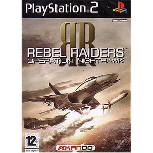 Rebel Raiders: Operation Nighthawk - PlayStation 2 by Jack Of All (Rebel Raiders Operation)