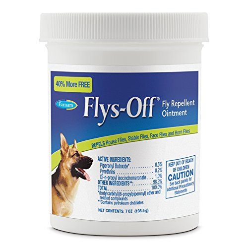 Farnam Products 100532971 Fly's Off Fly Repellent Ointment (Repellent Fly Swat Ointment)