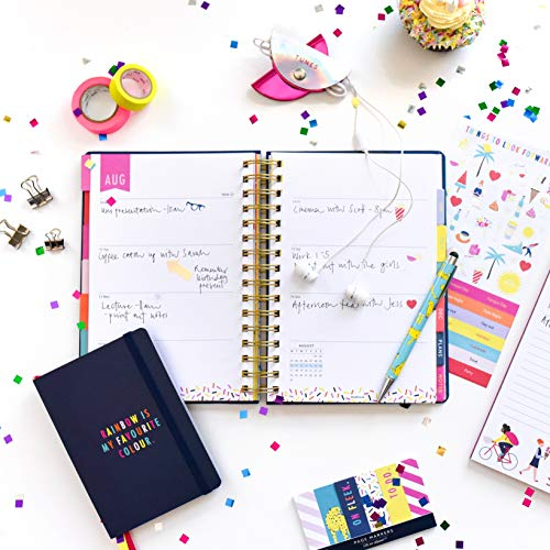 Agenda Diario 2020 Busy B - planificador semanal A5 con ...