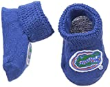 Two Feet Ahead NCAA Florida Gators Infant Gift Box Booties, One Size, Royal