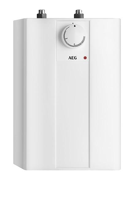 AEG Huz 5 Basis Depósito (almacenamiento de agua) Blanco - Hervidor de agua (