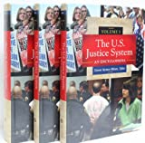 img - for The U.S. Justice System [3 volumes]: An Encyclopedia book / textbook / text book
