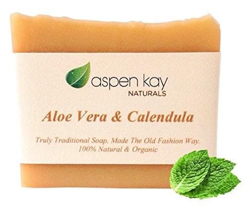 Aloe Vera & Calendula Soap, 100% Natural - Aloe Turmeric Face Wash Shopping Results