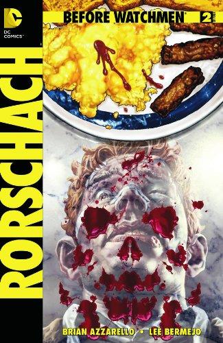 Before Watchmen Rorschach #2 ()
