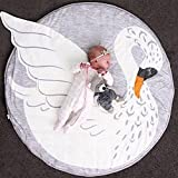 Staron Infant Baby Rugs Creeping Crawling Mat Cartoon Sleeping...