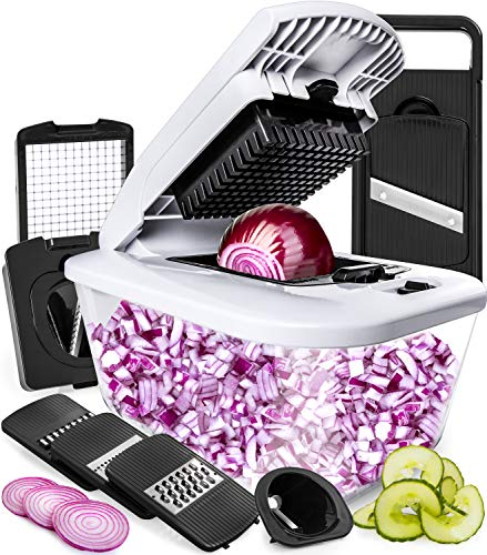 Vegetable Chopper Mandoline Slic...