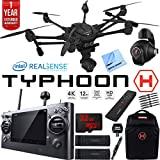 Beach Camera Yuneec Typhoon H RTF Drone with Intel RealSense Technology Ultimate Bundle – Backpack, 32GB Memory, 2 Batteries, Wand, One Year Warranty Extension and More Review