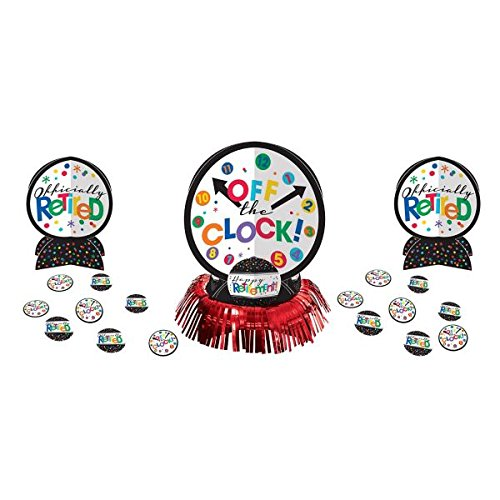 Retirement Party Table Decorating Kit
