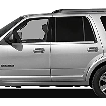 Chrome Window Trim for 1998-2002 Ford Expedition