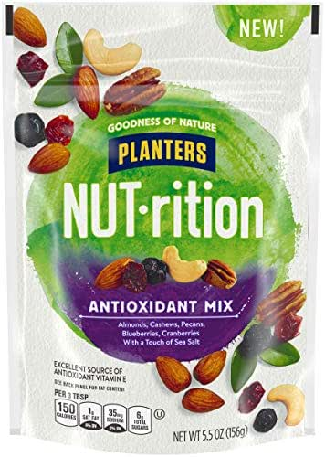 Nuts & Seeds: Planters Nut-rition Antioxidant Mix