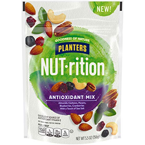 NUTrition Mix Nuts Bag (5.5 oz Bag)
