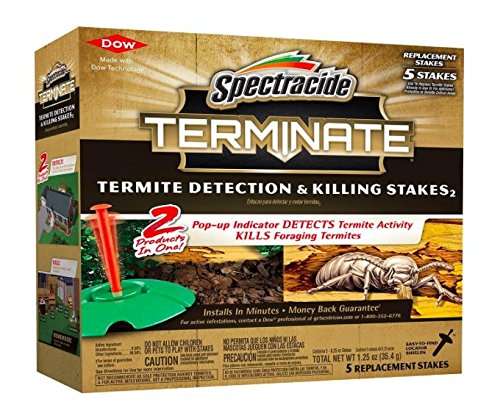 spectracide-terminate-termite-replacement-killing-stakes-new