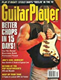 img - for GUITAR PLAYER MAGAZINE APRIL 1999 JIMI HENDRIX & BAND OF GYPSYS LIVE! book / textbook / text book