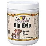 AniMed Hip Help Powder for Dogs, 20-Ounce