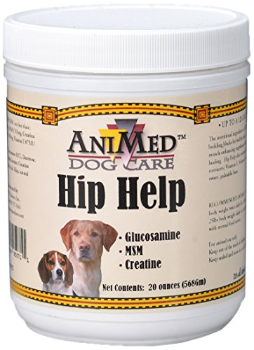 Image of AniMed Hip Help Powder for Dogs, 20-Ounce