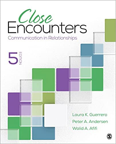 Close encounters communication in relationships kindle edition by close encounters communication in relationships 5th edition kindle edition fandeluxe Choice Image