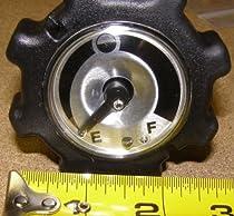113280-01 Fuel Gauge w/ black needle Remington Reddy Desa Kerosene Heaters