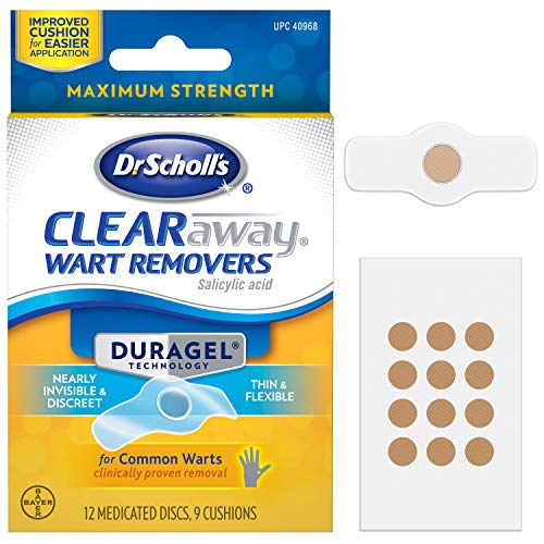 Dr. Scholl's ClearAway Wart