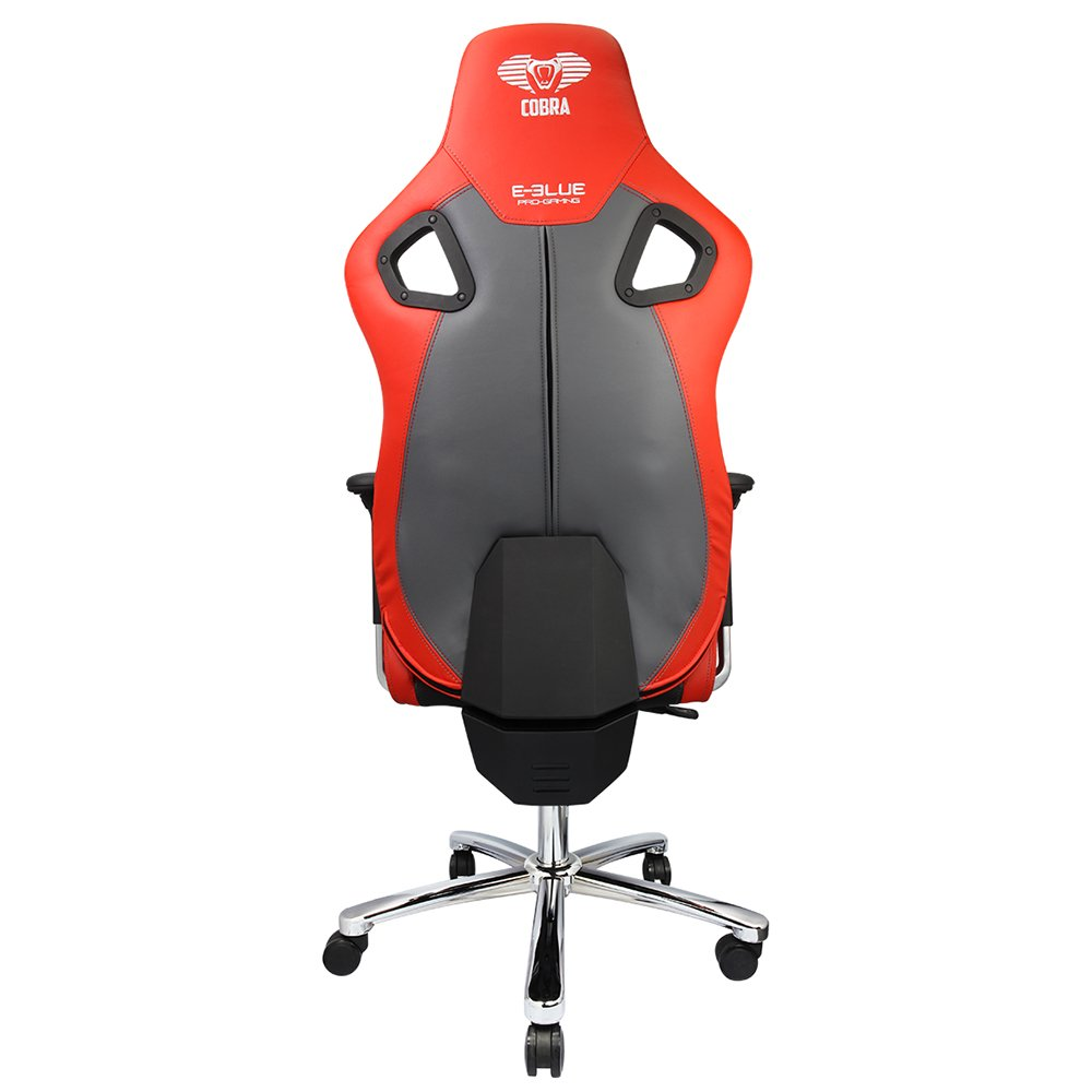E-Blue eec306reaa-ia Cobra-x Rojo Metal PC Gaming Silla - (> en Juegos Gaming sillas): Amazon.es: Hogar