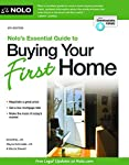 There's no place like home!  The number of homes for sale is on the rise and mortgage rates remain near historic lows. That makes now a great time to say goodbye to your landlord. With Nolo's Essential Guide to Buying Your First Home, you'll not only...