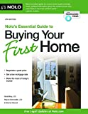 img - for Nolo's Essential Guide to Buying Your First Home (Nolo's Essential Guidel to Buying Your First House) book / textbook / text book