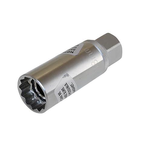 Bujía Conector nogal ancho de llave 18 mm magnético