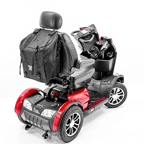 Scooter MEGA Bag backrest Seat B...