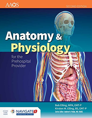 Aaos the best amazon price in savemoney anatomy physiology for the prehospital provider american academy of orthopaedic surgeons fandeluxe Choice Image