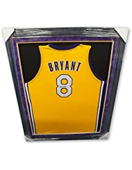 Kobe Bryant Hand Signed Autograph  8 Yellow Jersey Lakers PSA DNA B12605  Framed 793218f5f
