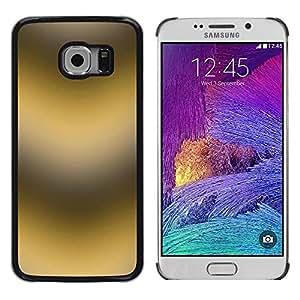 Smartphone Rígido Protección única Imagen Carcasa Funda Tapa Skin Case Para Samsung Galaxy S6 EDGE SM-G925 Simple Pattern 36 / STRONG