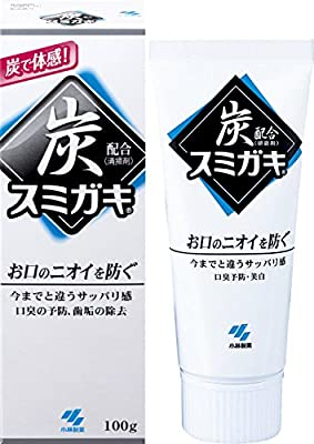 SUMIGAKI JAPANESE CHARCOAL TOOTHPASTE by Japan