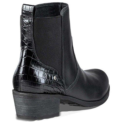 Ugg® Australia Keller Croco Femme Boots Noir