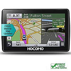 Image of the product Car GPS Navigation 7 Inch that is listed on the catalogue brand of Aurho.