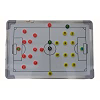 Magnetic Football Training Double Sided Tactic Board 45CM X 30CM