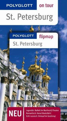 St. Petersburg - Buch mit flipmap: Polyglott on tour Reiseführer