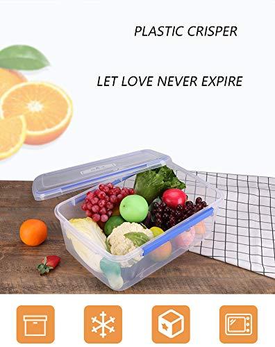 Xing Práctica Caja de Almacenamiento en refrigerador Multi ...