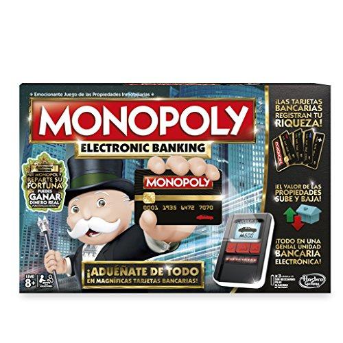 Monopoly – Electronic banking (Hasbro B6677105)