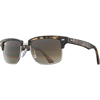 7927ea6404 Ray-Ban Clubmaster Squere RB4190 C52 878 51 Sunglasses  Amazon.co.uk   Clothing