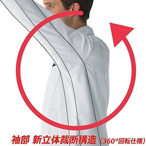 ベルデクセル 交織ストレッチ シャツ 男性用 VES2530 series