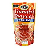 UFC Filipino Style Tomato Sauce Made from real sun-ripened tomatoes 1kg | 35oz