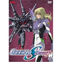 Mobile Suit Gundam SEED Destiny V10 (2007)